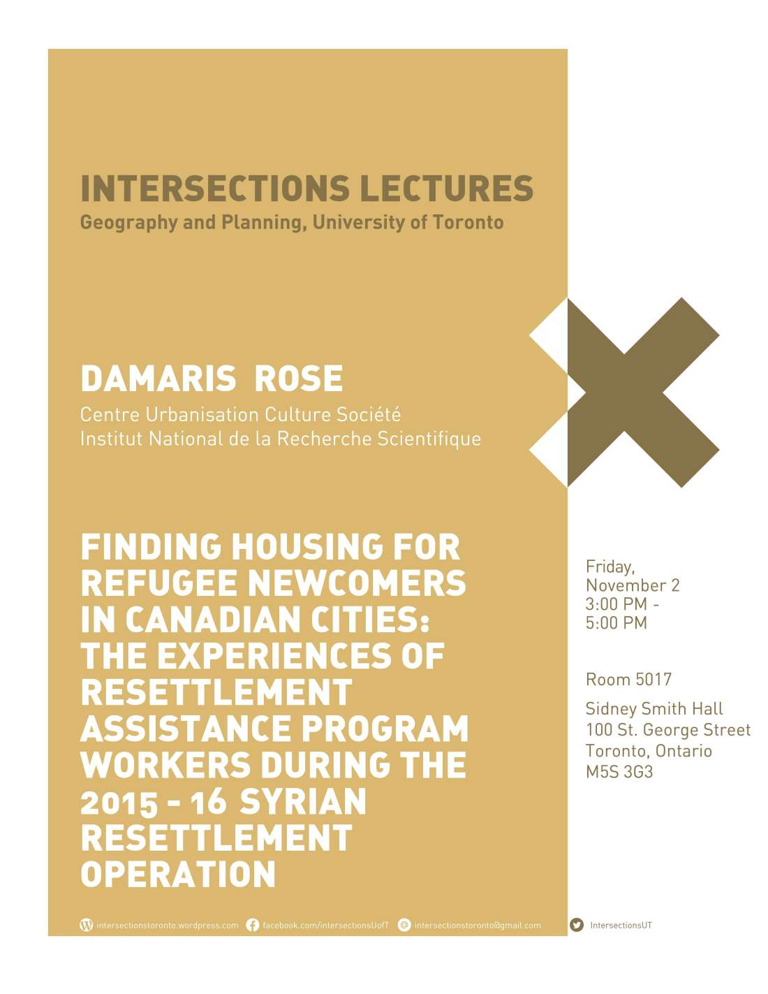 Intersections 2018-19 Posters_Damaris Rose
