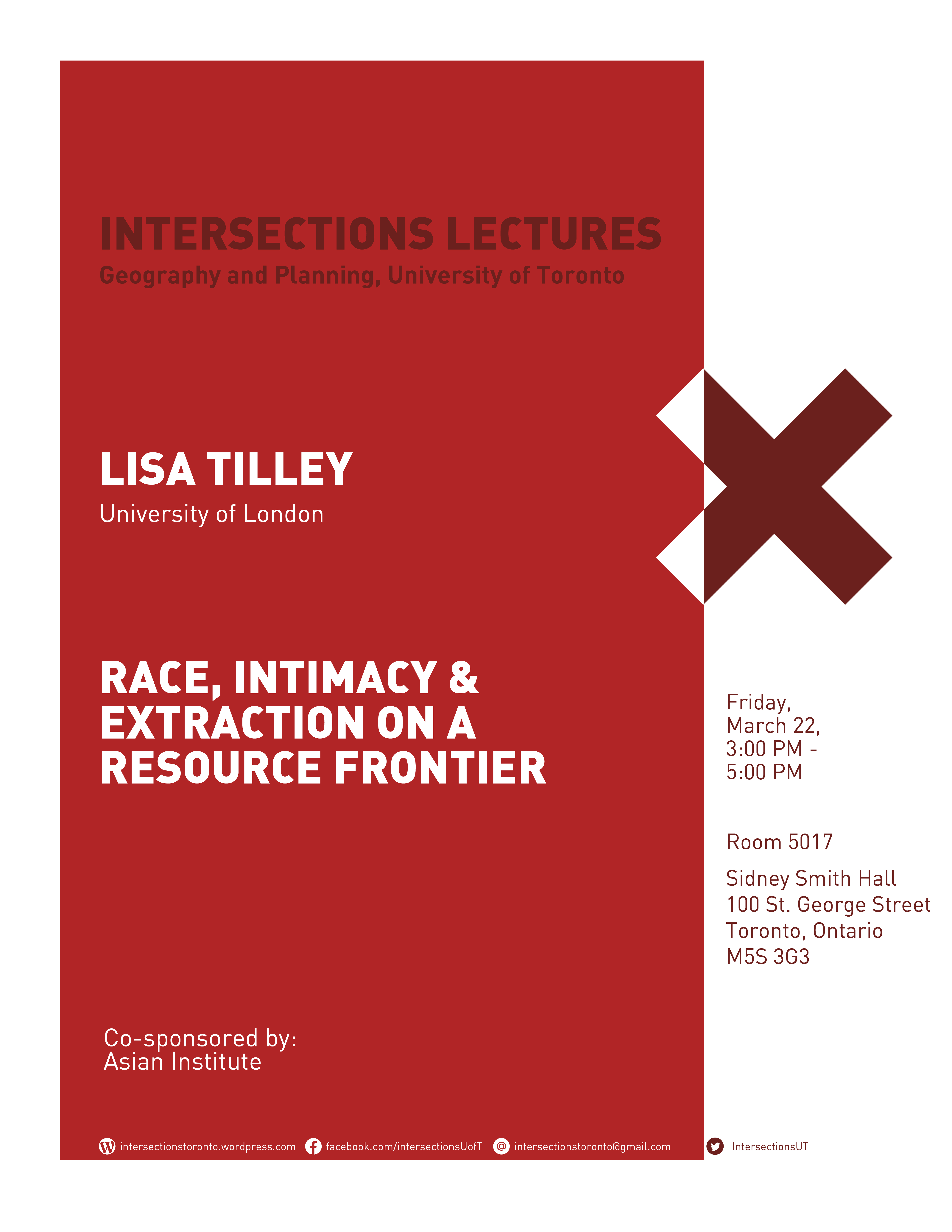 Intersections 2018-19 Posters_Lisa Tilley